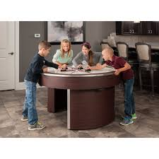 orbit eliminator 4 player air hockey game table walmart com