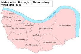 St John Map File Bermondsey Met B Ward Map 1916 Svg Wikimedia Commons