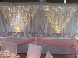 Curtain Fairy Lights by All Categories Big Event Drapery