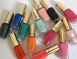 colorful l shades coleyyyful a beauty fashion blog l oreal color riche nail