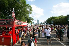 The Great Food Exposition River by Chicago Food Festivals Choose Chicago