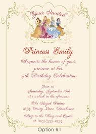 best 25 princess birthday invitations ideas on pinterest