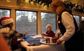 take the texas polar express christmas train ride at the texas