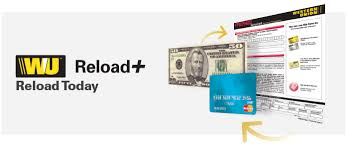 prepaid reloadable cards wu reload prepaid card how to western union