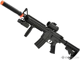 de m83a2 full size m4 ris carbine airsoft low power airsoft aeg