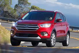 Ford Escape Manual - 2017 ford escape pricing for sale edmunds