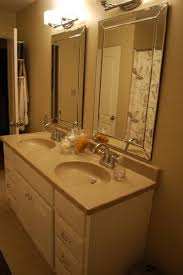 Beveled Mirror Bathroom Beveled Bathroom Mirror Stylish Mirrors Westport Glass Products