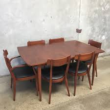 drexel dining room chairs mid century kipp stewart for drexel dining set u2013 urbanamericana