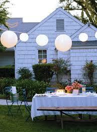 splendid actually backyard party lights