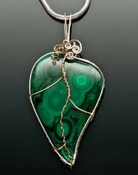 pendant wire necklace images 15 wire jewelry designs that will inspire you to make your own jpg