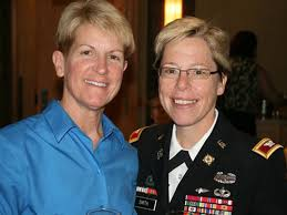 Flag Rank Tammy S Smith Becomes First Openly General Msnbc