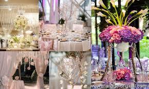 d co mariage vintage deco table guirlande perles lustre rideau diamant vintage