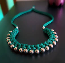beautiful beads necklace images Woven ethnic necklace 5 steps with pictures jpg