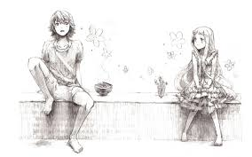 pictures love couple skech and pencil hd wallpaper drawing art