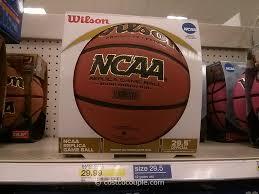 wilson ncaa replica basketball u2013 costco vs target