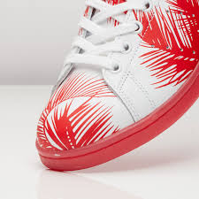 adidas pw stan smith palm tree s82072 sneakersnstuff