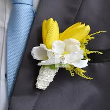 Orchid Boutonniere Online Get Cheap Orchid Boutonniere Aliexpress Com Alibaba Group