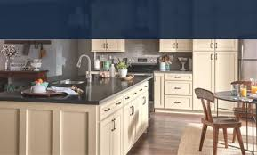 brown kitchen cabinets lowes shop in stock kitchen cabinets at lowe s