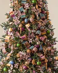 specialty christmas tree ribbon balsam hill