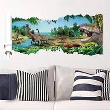 Dinosaur Room Decor EBay - Kids dinosaur room
