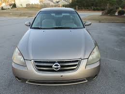 nissan altima for sale under 7000 2003 nissan altima for sale in dallas georgia 30132