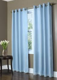 Blue Curtains Light Blue Patterned Curtains Home Design Ideas