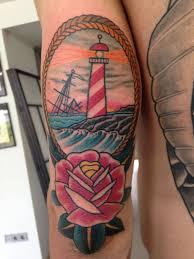 Lighthouse Tattoo Ideas 102 Best Tattoos Images On Pinterest Lighthouse Tattoos