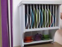 Shabby Chic Plate Rack by Plate Rack Other Kitchen For Sale Gumtree