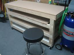 Woodworking Bench Top Plans by Build Eaa Work Table Plans Diy Bench Table For Woodworking