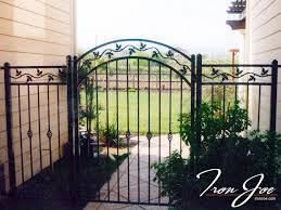 custom iron gates san francisco bay area wrought iron gates san