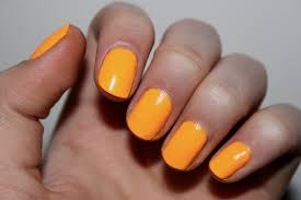 the beauty series uk beauty blog american apparel neon nail polish