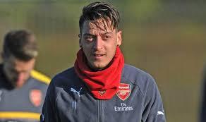 mesut ozil hair style arsenal transfer news ligue 1 star wanted juventus swap mesut