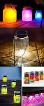 Solar Light Ideas by Best 25 Solar Mason Jars Ideas On Pinterest Mason Jar Solar