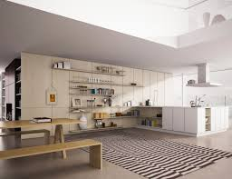 variety of open kitchen shelves inspiration which applied with