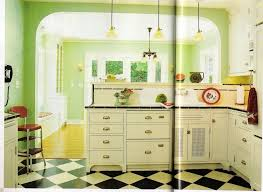 Vintage Kitchen Furniture Best Vintage Kitchen All Home Decorations
