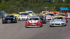 porsche gt3 racing series imsa tv porsche gt3 cup canada by michelin imsa tv
