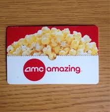 amc gift cards free 25 amc gift card gift cards listia auctions for
