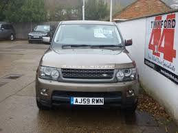 lifted land rover sport 2009 land rover range rover sport tdv6 hse 15 995