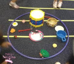 mom to 2 posh lil divas fostering shape recognition in preschool