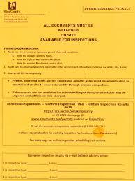 preparations obtain planning permit