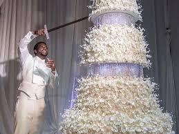 gucci mane u0026 keyshia ka u0027oir had the most expensive wedding cake we