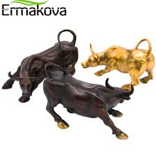 Home Decor Wholesale Market Online Buy Wholesale Stock Market Bull Statue From China Stock