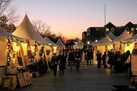 birmingham s winter market features food santa free carriage rides