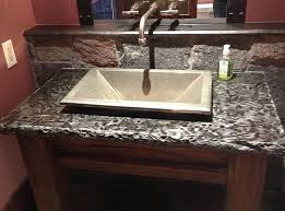 Tile Bathroom Countertop Ideas A Tile Countertop U2014 Smith Design