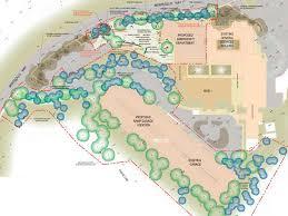 Kaiser San Jose Map Pollock Landscape Architects Sacramento California
