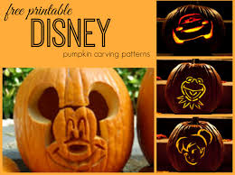 Printable Pumpkin Patterns by Disney Pumpkin Carving Patterns Frugal Fanatic