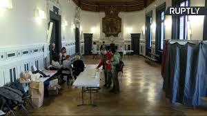 ouverture des bureaux de vote ouverture des bureaux de vote en métropole pour la présidentielle