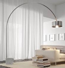 arc floor lamps contemporary in wonderful design all
