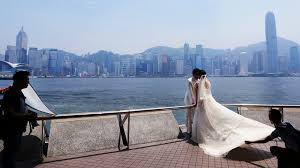 til debt do we part hong kong wedding now costs more than hk