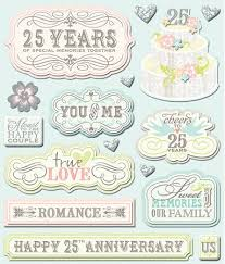 wedding scrapbook stickers 3d 25th anniversary stickers 9528 wedding stickers